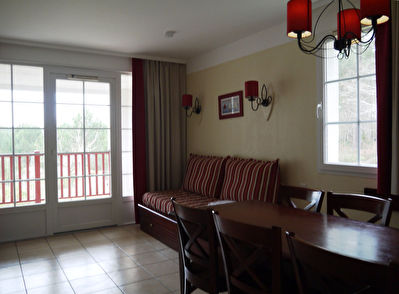 Appartement T3 Biscarrosse  Lac - Piscine